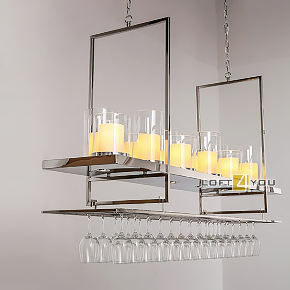 Ardo Glass Chandelier