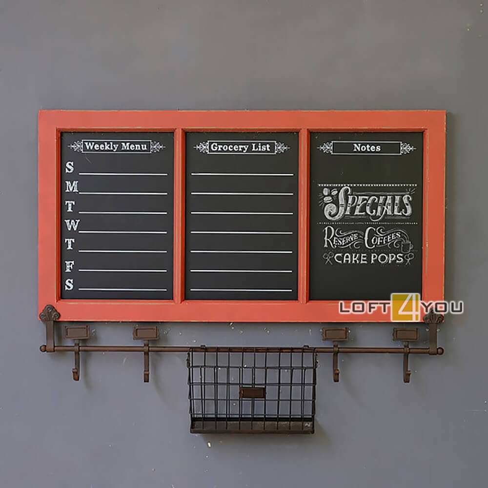 Декор на стену «Blackboard»