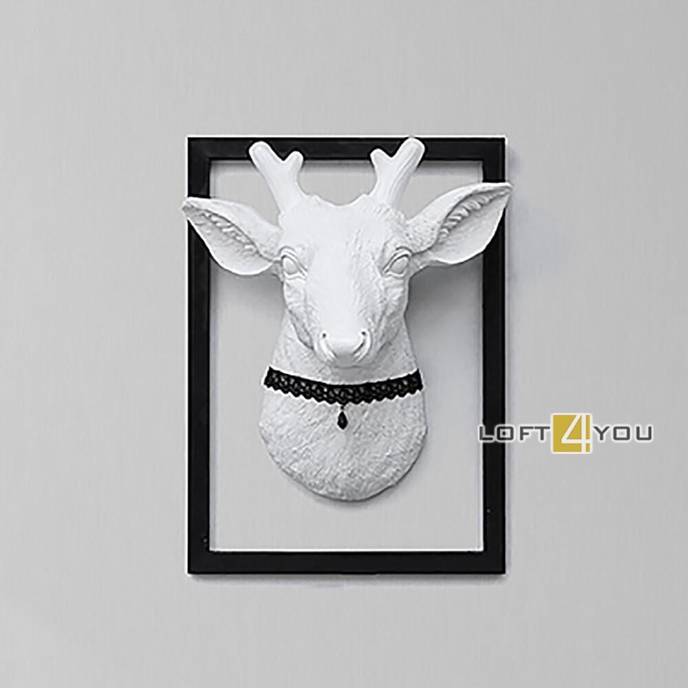 Декор на стену «Mrs. deer»