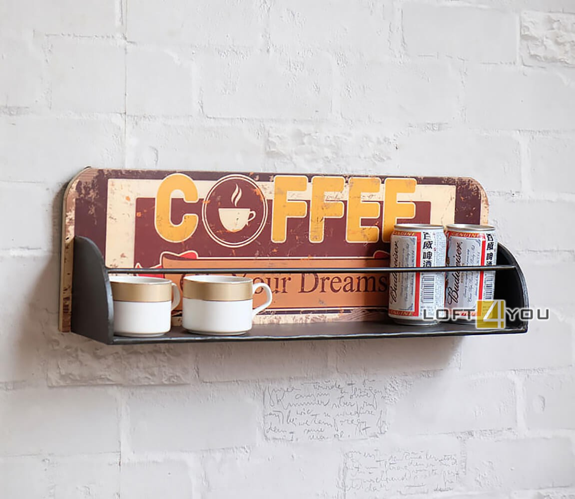 Декор на стену «Shelf 01»