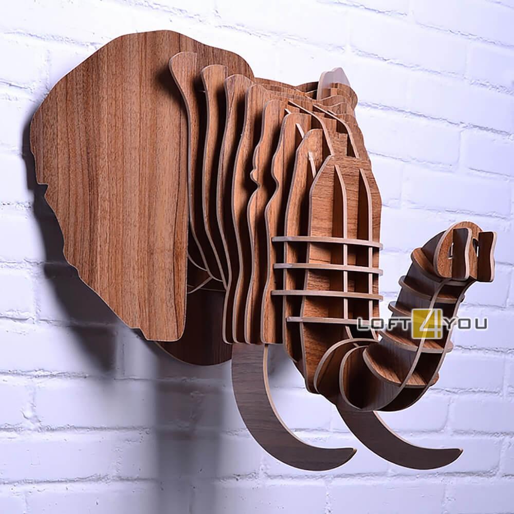 Декор на стену «Слон»