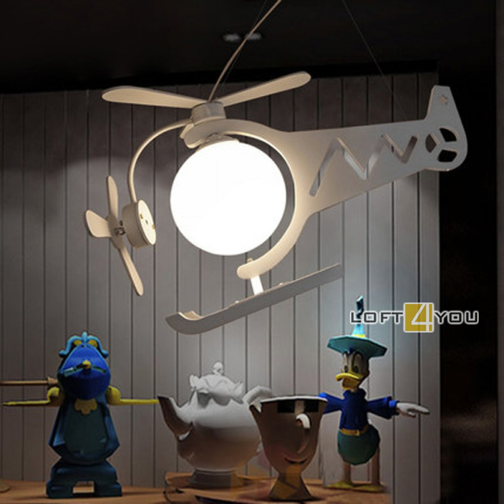 Helicopter Lamp