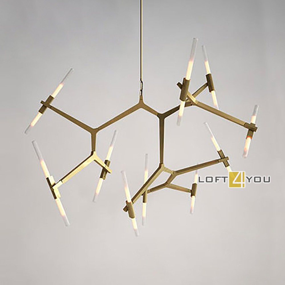 Roll and Hill Agnes Chandelier