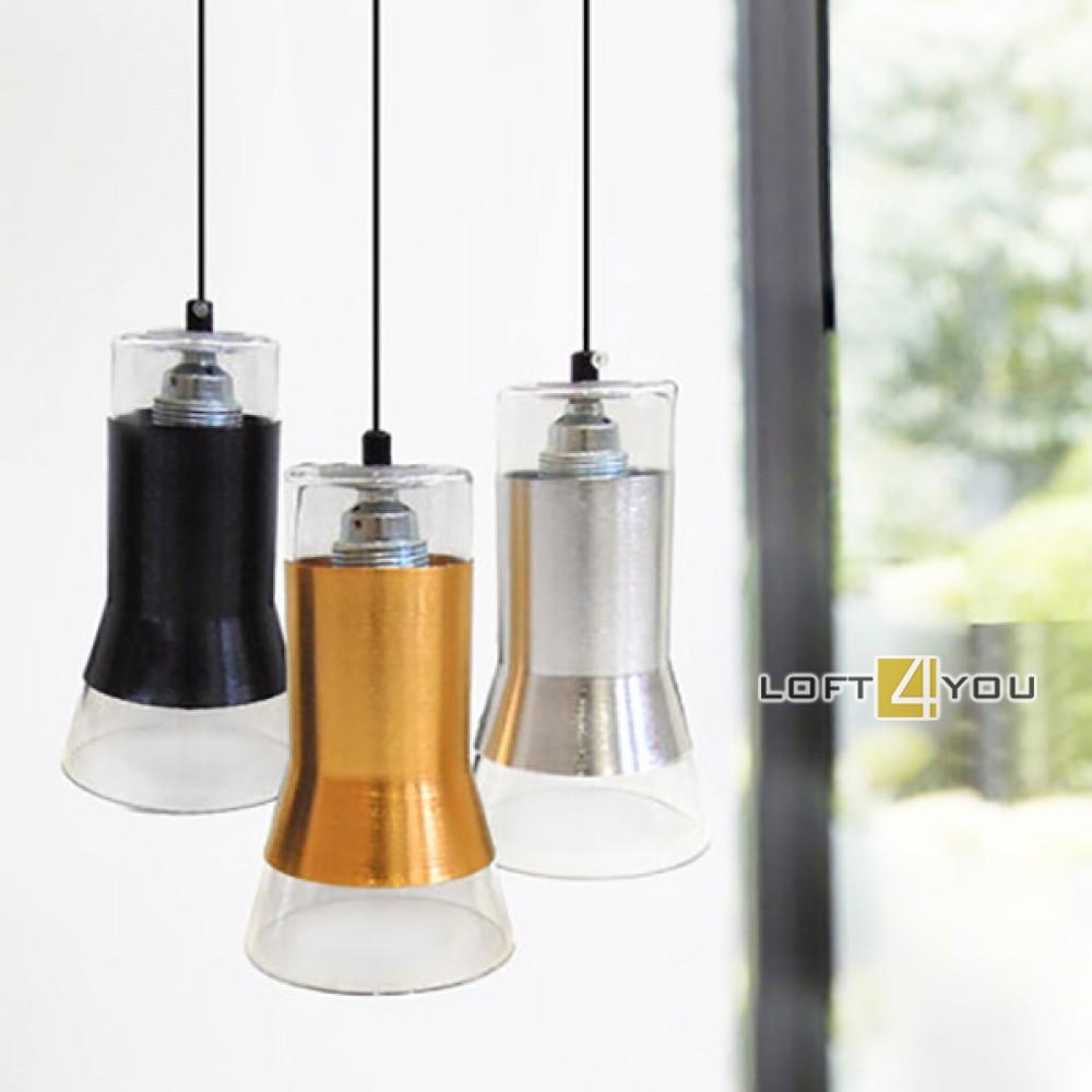 Glass Design Lamp 2