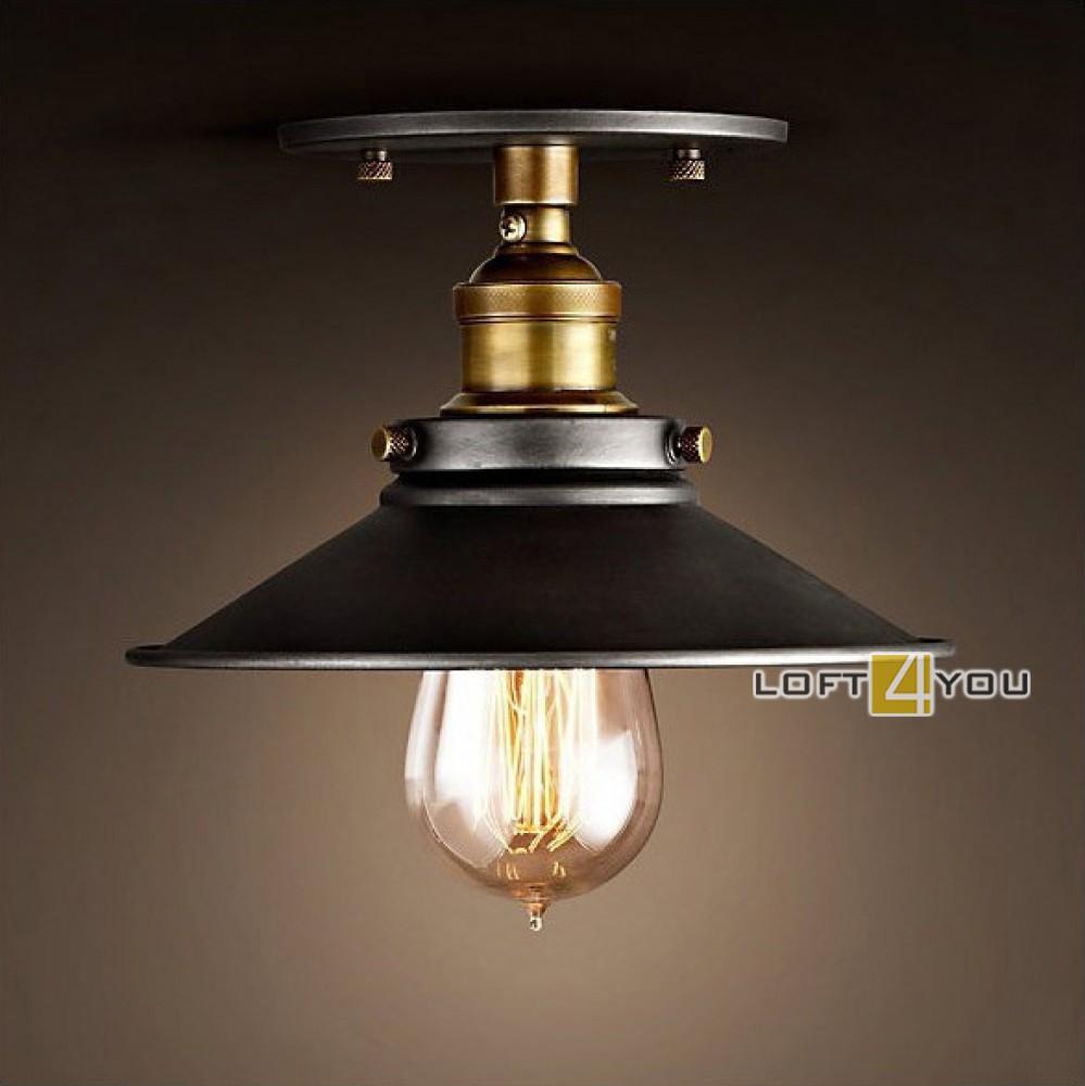 Edison Industrial lamp 3