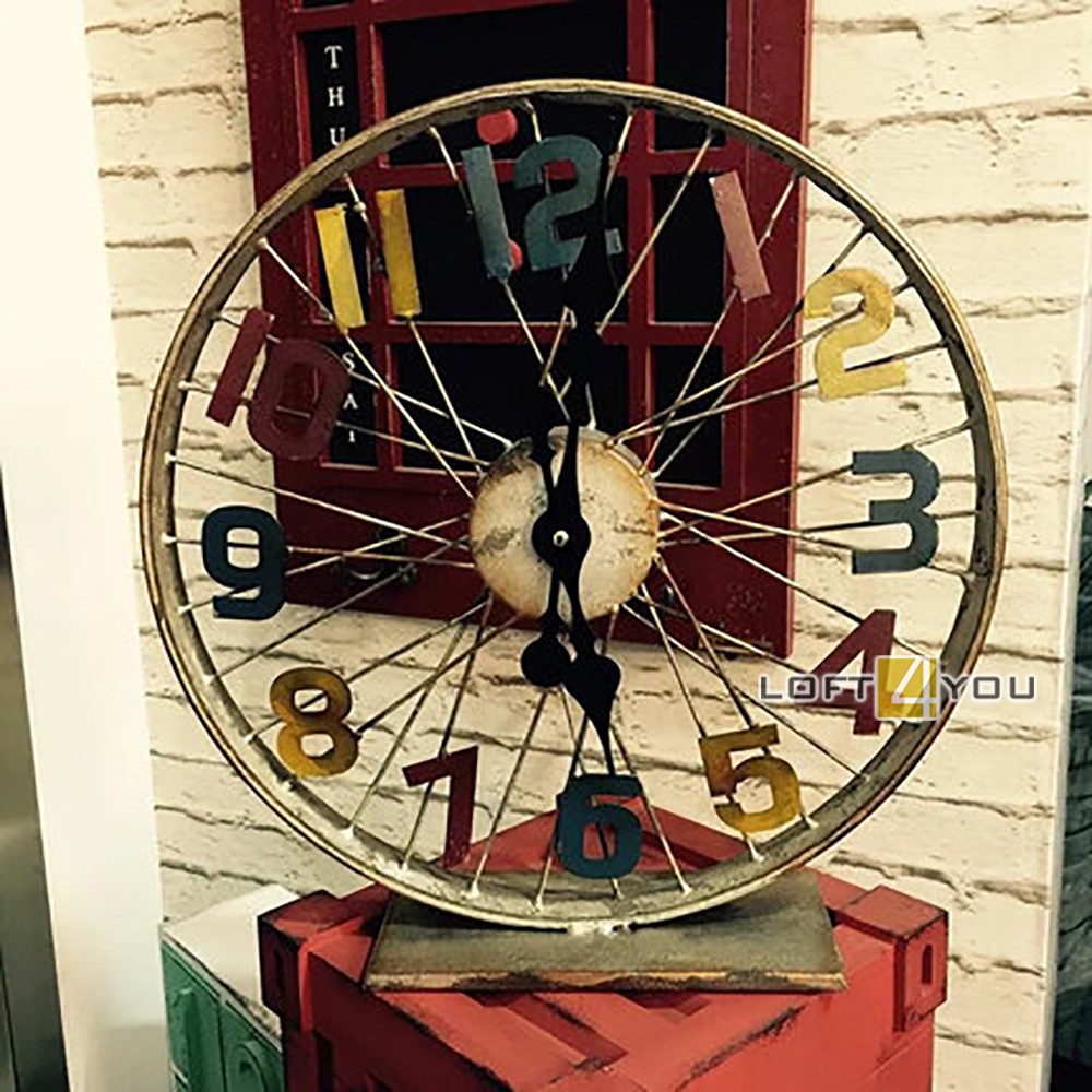 Loft Часы 006
