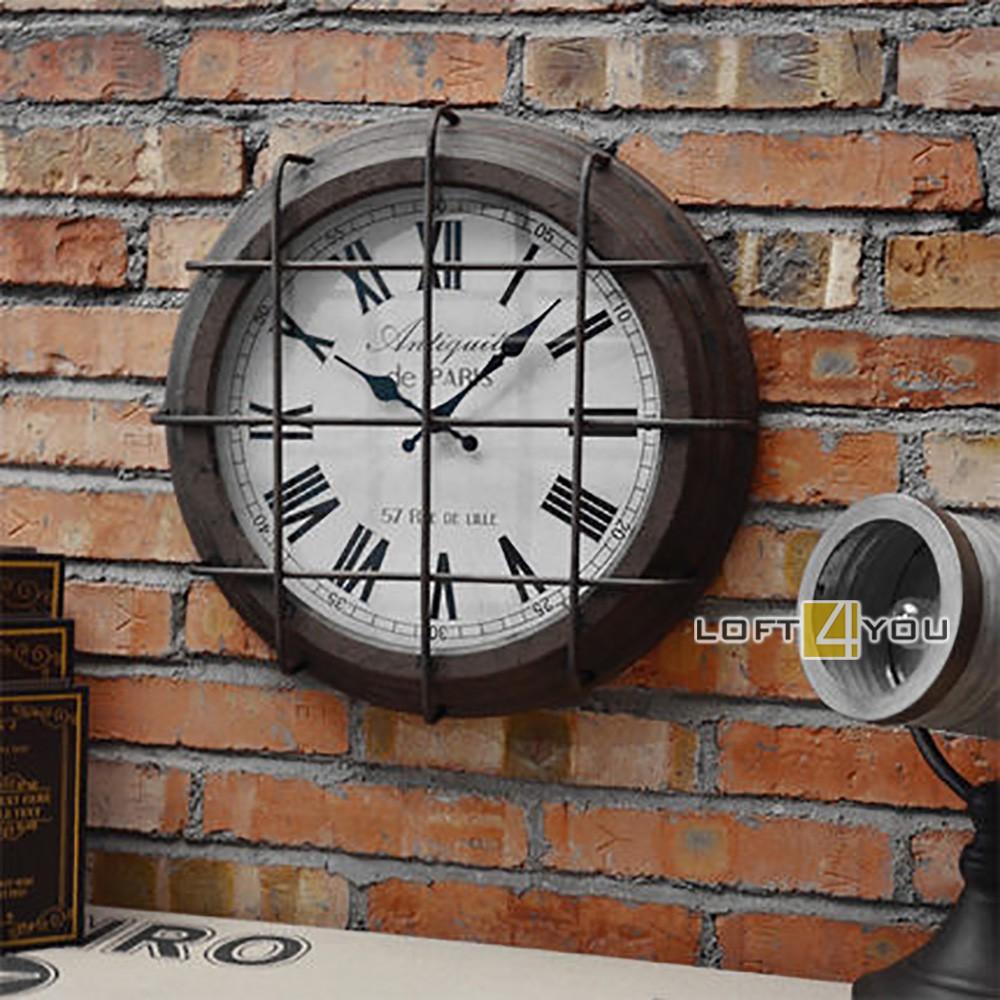 Loft Часы 007