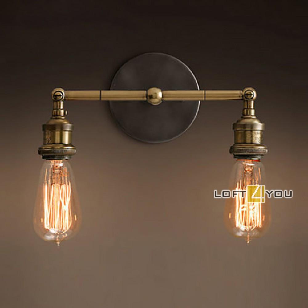 Edison Dooble Lamp