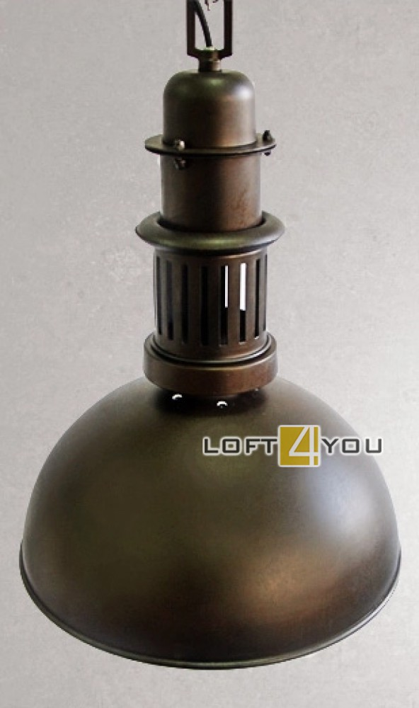 Copper Cilinder Lamp