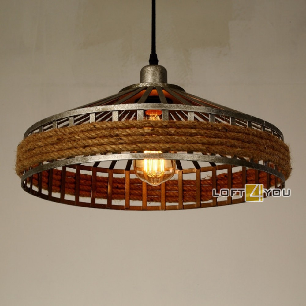 Industrial Cord Pendant