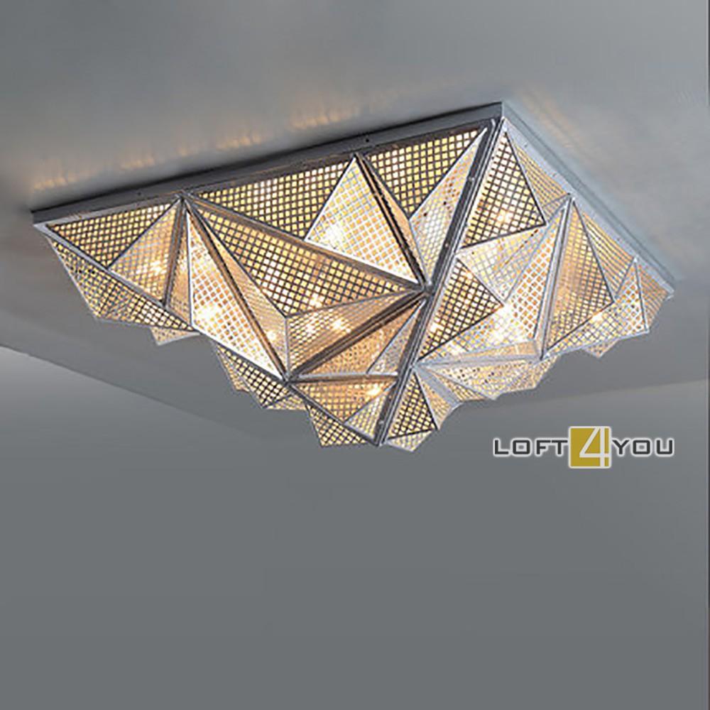 Metall Gruv Ceiling