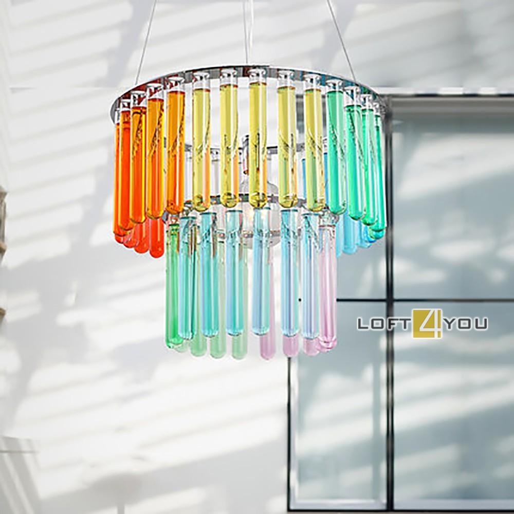 Multicolor Glass Mid