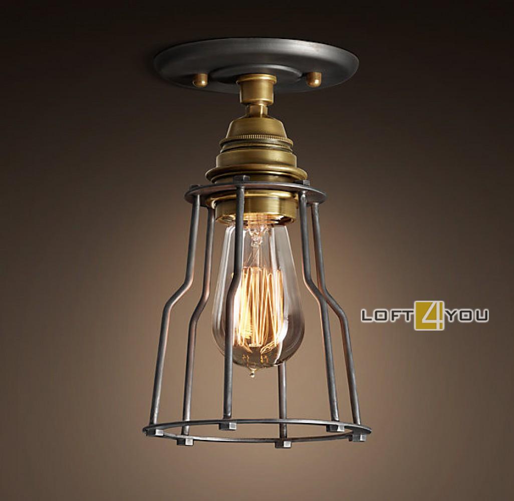 Edison Industrial pendant 2