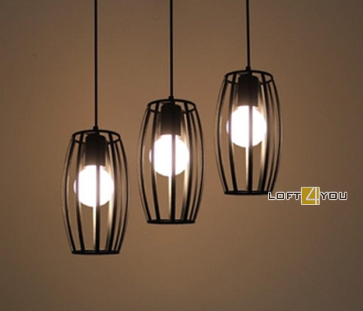 Edison Industrial pendant 5