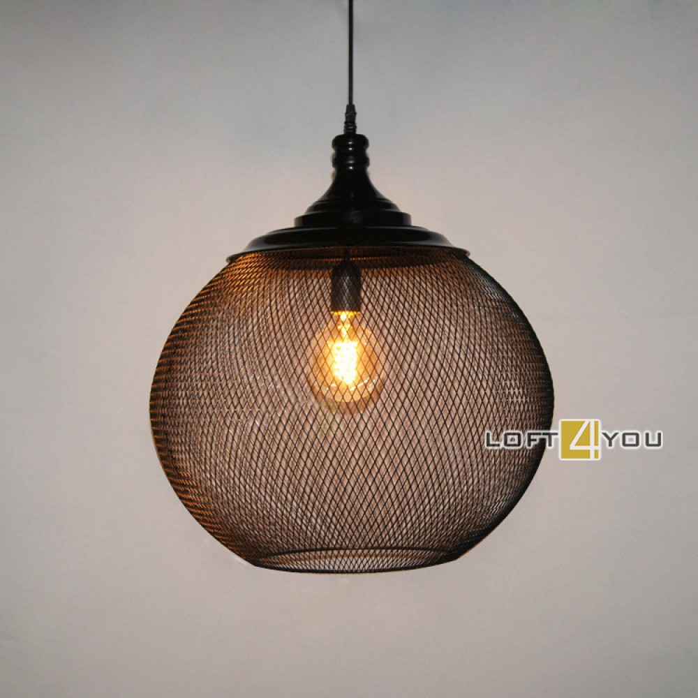 Net Ball Pendant