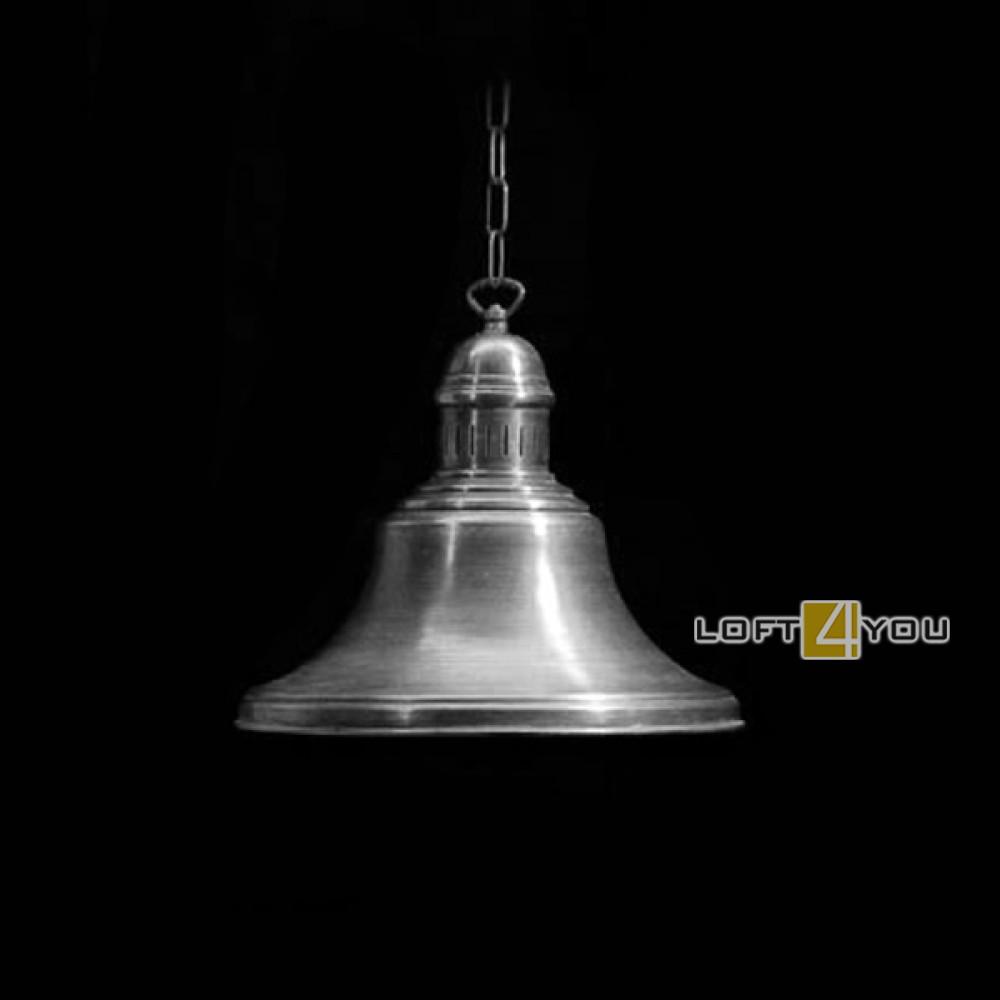 Светильник из алюминия «Галонбир»