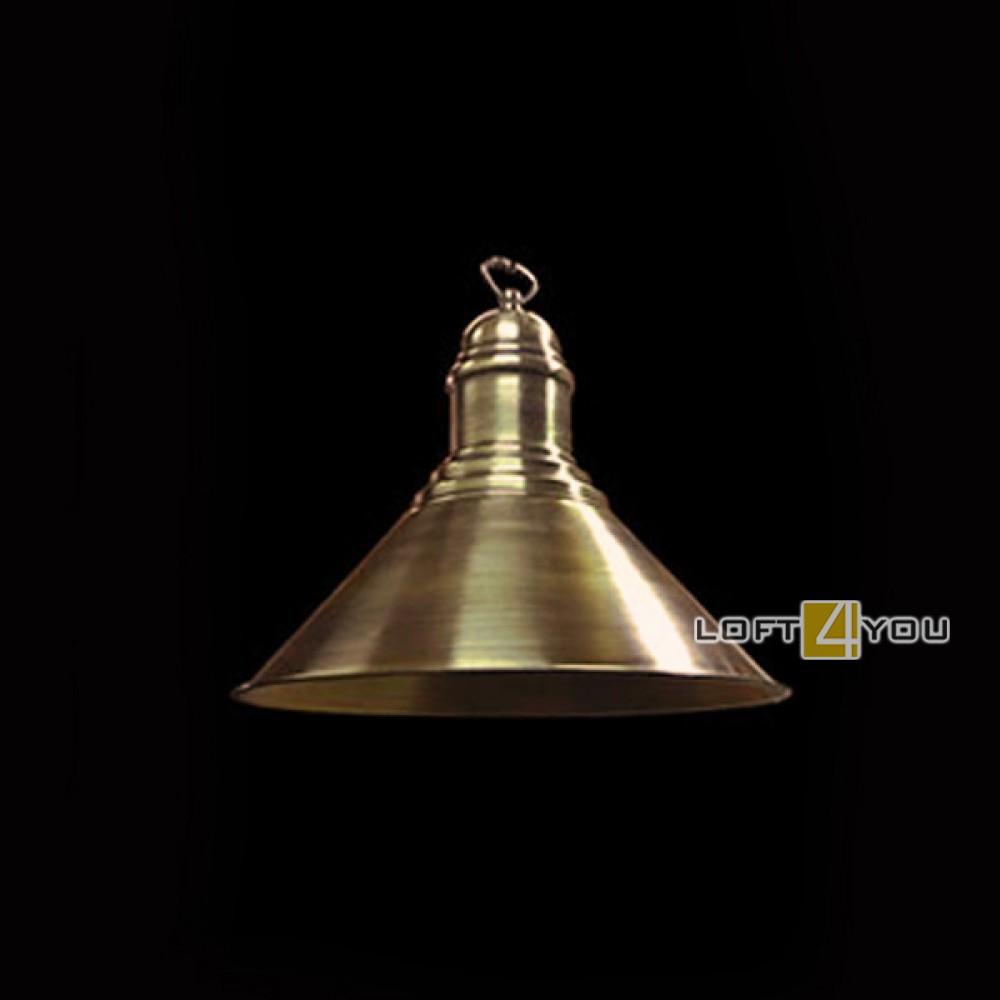 Светильник из латуни «Галонбир 2»
