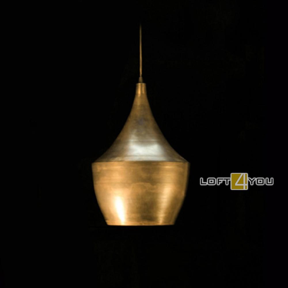Светильник из латуни «Лион»