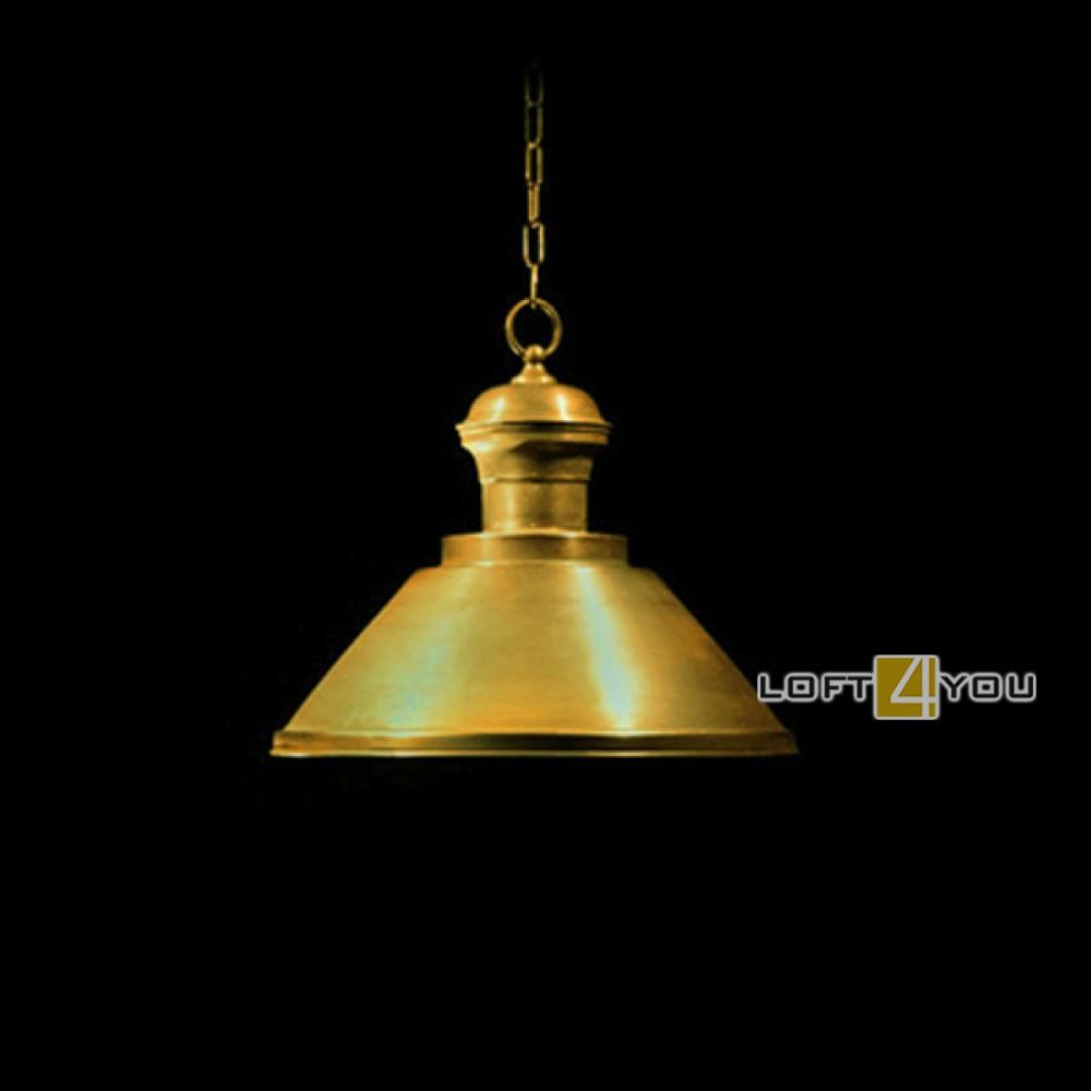 Светильник из латуни «Рома»