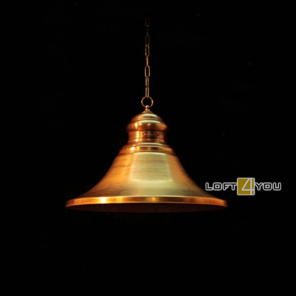 Светильник из латуни «Валенсия»