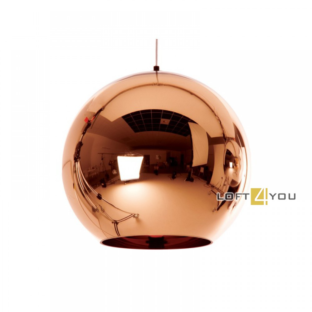 Copper Shade Designed By Tom Dixon In 2005