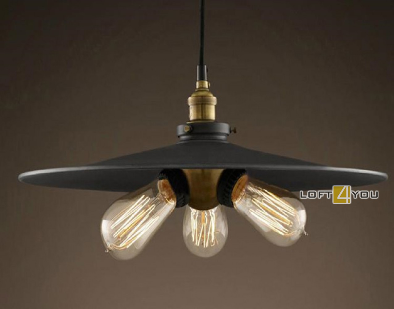 Edison Industrial lamp 2