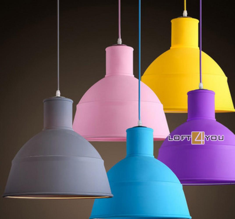 Multicolor Lamps