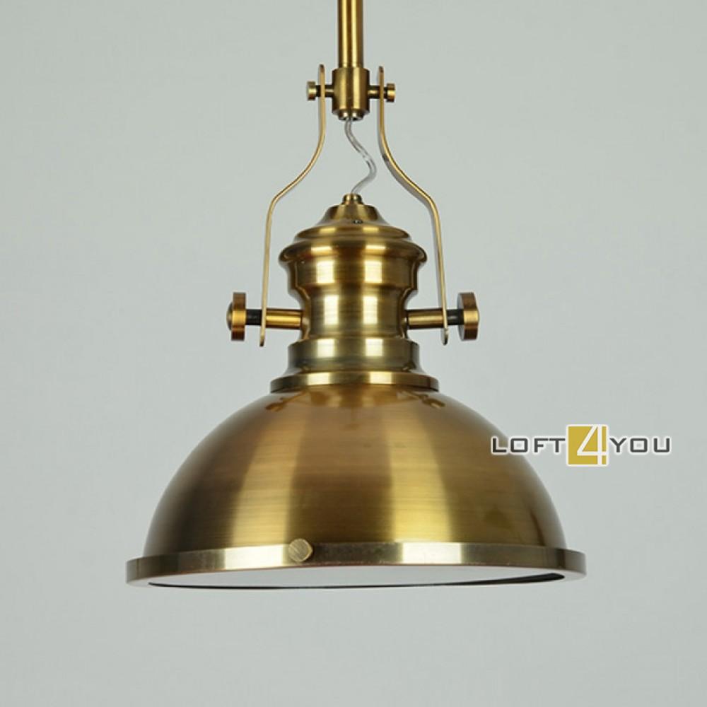 T5 Brass Steampunk Spotlight