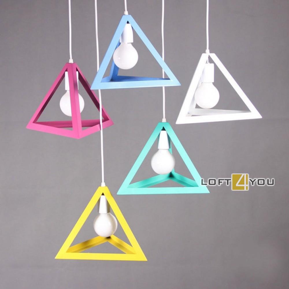 Multicolor Trigon