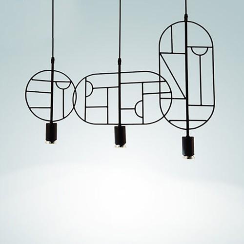 Дизайнерский светильник А5