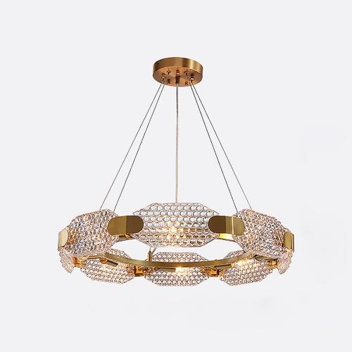 Дизайнерский светильник Amanda Brass