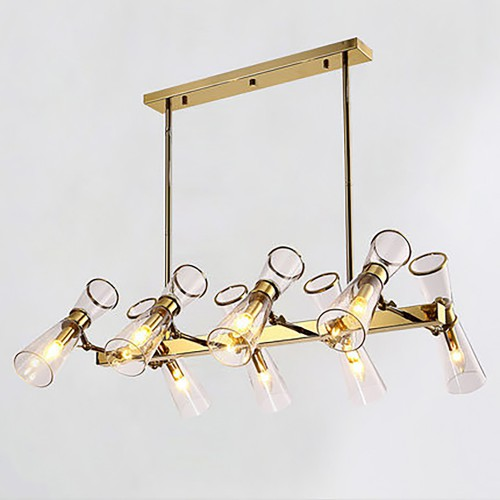 American Gold Chandelier Line