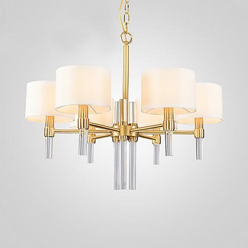 Дизайнерский светильник Anke Brass Chandelier
