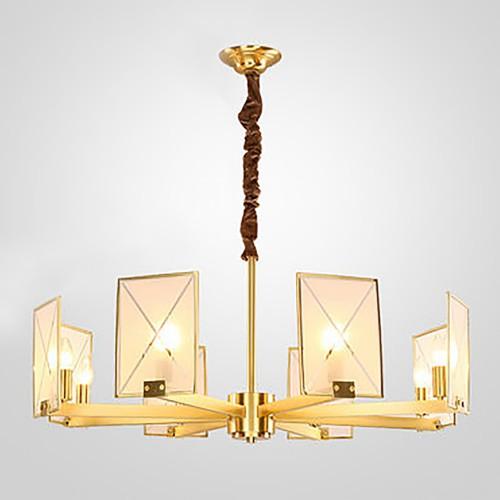Дизайнерский светильник Anke Brass Chandelier 3