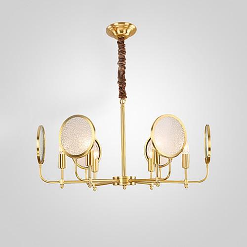 Дизайнерский светильник Anke Brass Meduz
