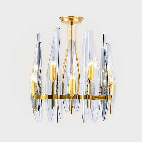 Дизайнерская люстра Anke Glass Chandelier
