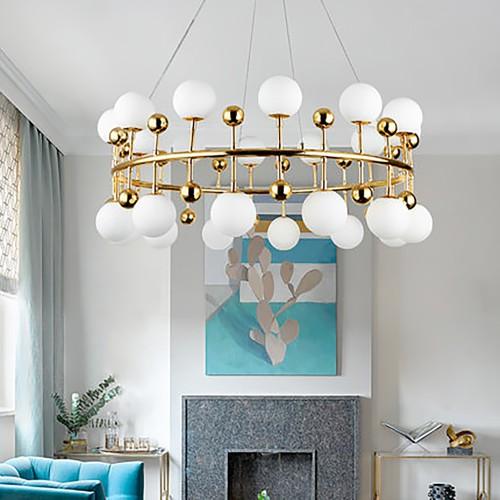 Дизайнерская люстра Anke Luxury Chandelier