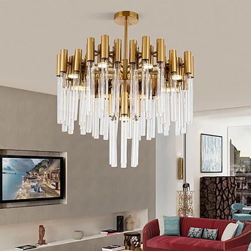 Дизайнерская люстра Anke Luxury Chandelier 2