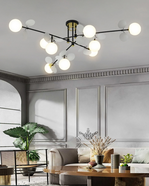 Appoint Multicolor Ceiling Line