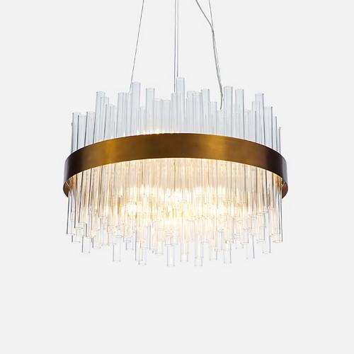 Дизайнерский светильник Art Glass New Chandelier