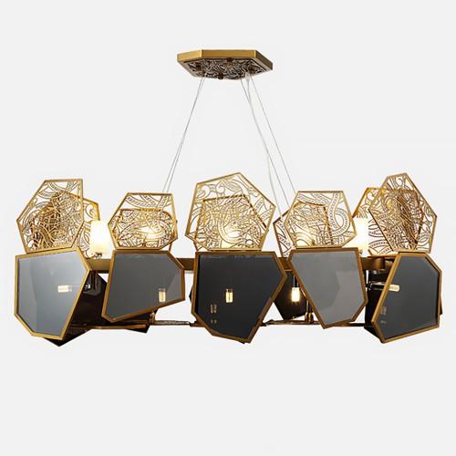 Дизайнерский светильник Art Luxury Chandelier
