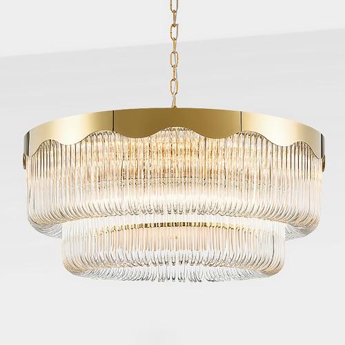 Дизайнерский светильник Art Soul Gold