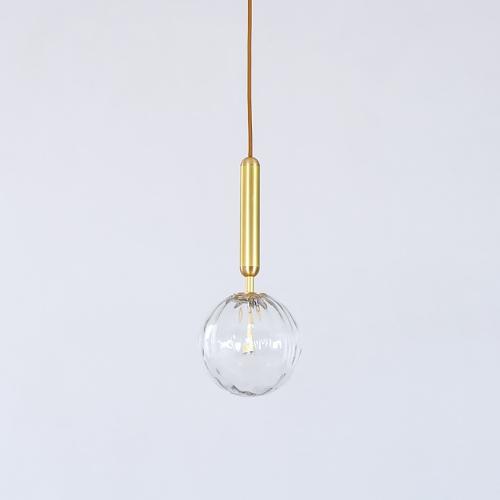 Дизайнерский светильник Avail Aballs Brass