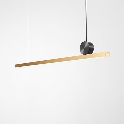 Дизайнерский светильник Avail Brass Line 2