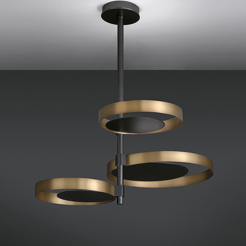 Avail Brass Round Suspension
