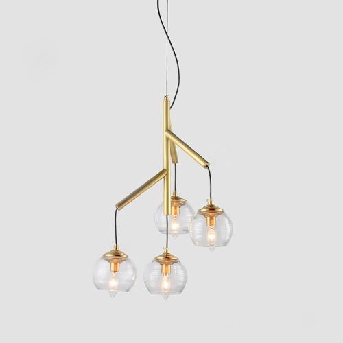 Дизайнерский светильник Avail Brass Tor