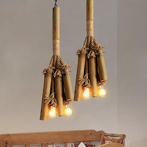 Подвесной светильник LOFT Bamboo  Pendant