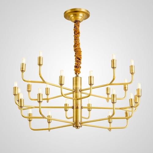 Дизайнерский светильник Base Brass Impure