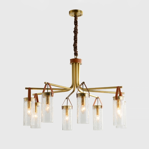 Дизайнерский светильник Base Brass Red