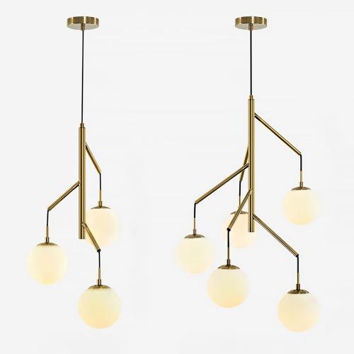 Дизайнерский светильник Base Metal
